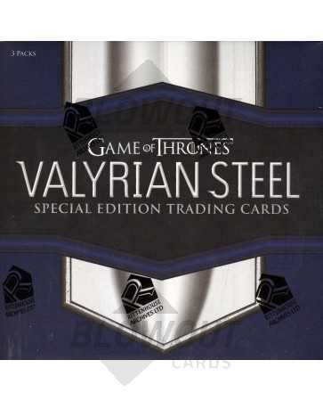 Game of Thrones Valyrian Steel (Rittenhouse) - 20 Box Case