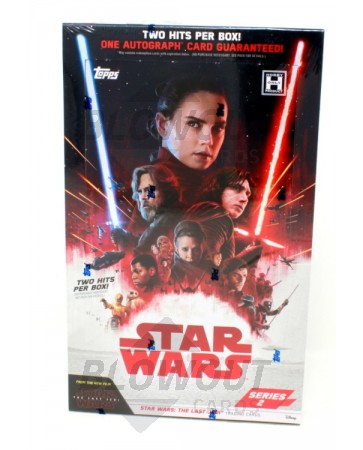 2018 Topps Star Wars The Last Jedi Series 2 Trading Cards