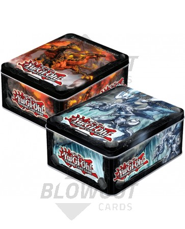 Yugioh 2013 Collectible Tin Series 1 - 12 Tin Case