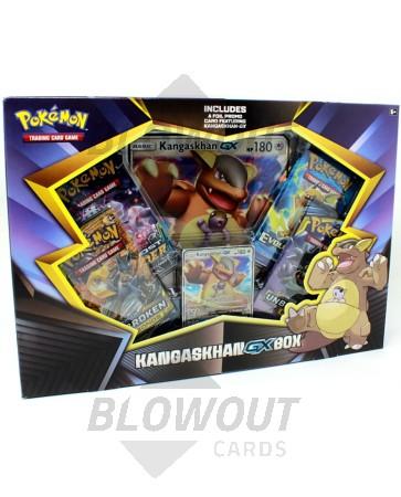 Kangaskhan GX Box Pokemon