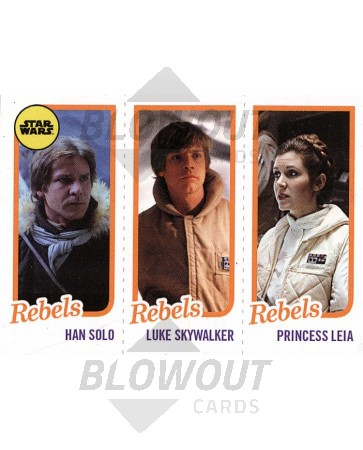2016 Topps Star Wars The Empire Strikes Back TBT Set