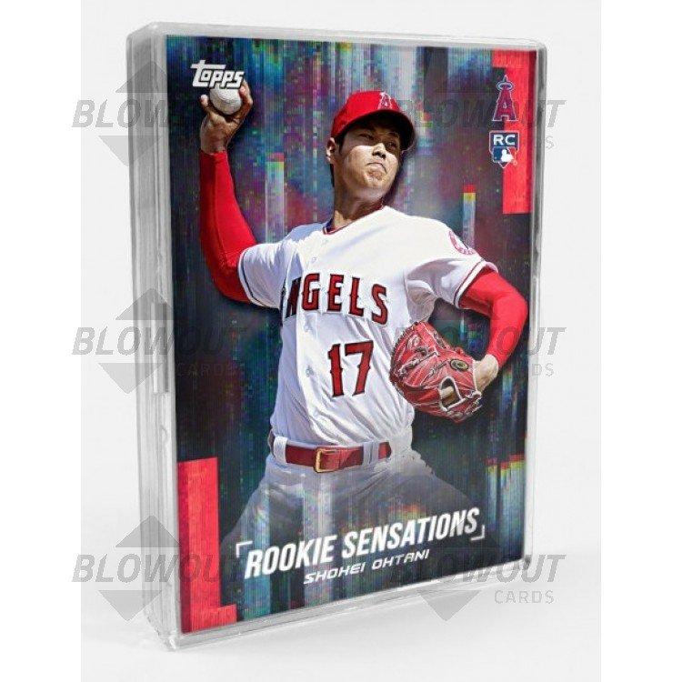 2018 Topps On-Demand Rookie Sensations Baseball Set