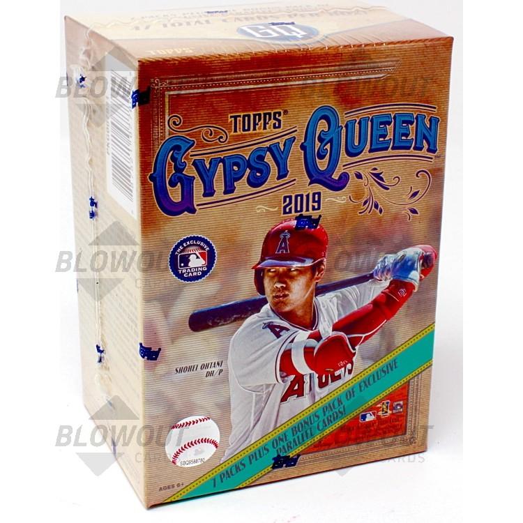 2019 Topps Gypsy Queen Baseball Blaster Box