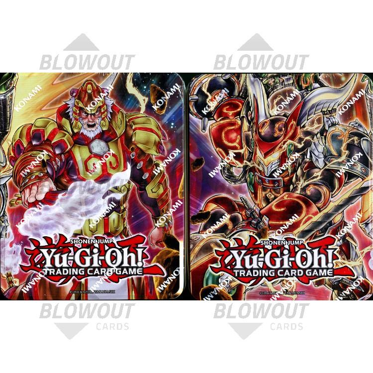 Yugioh Mega Tin 2020 Card List.Yugioh 2014 Collectible Mega Tin 12 Tin Case