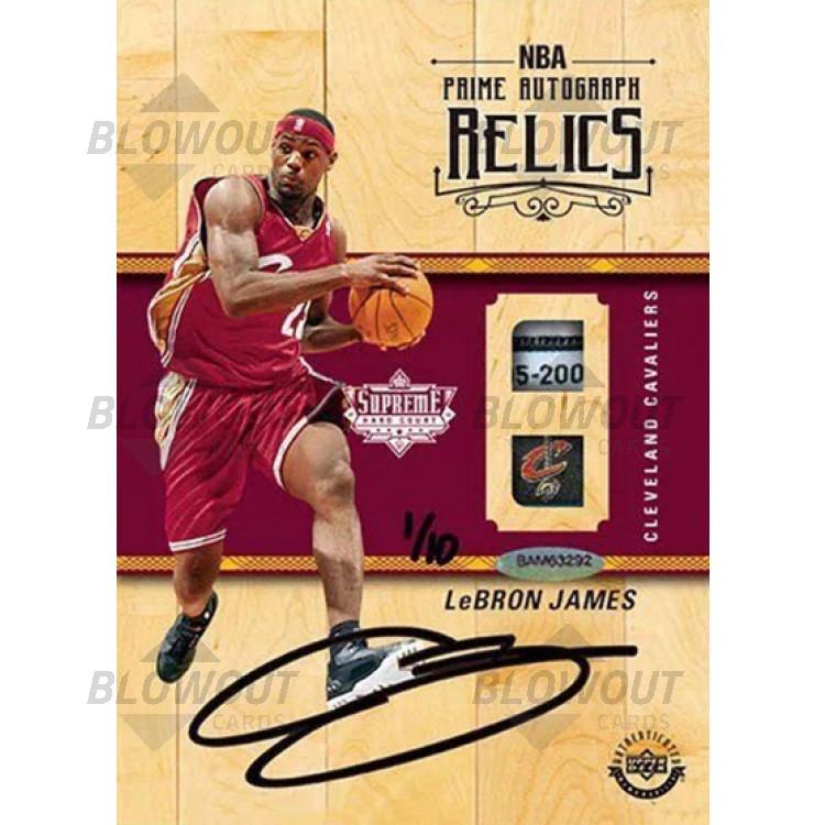 ... Upper Deck Supreme Hard Court Basketball Hobby 10 Box Case · Zoom b206afb3b