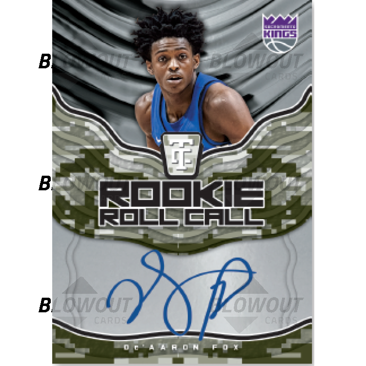 New Cover S Alert The 2017 18 Nba Rookies: 2017/18 Panini Totally Certified Basketball Hobby Box