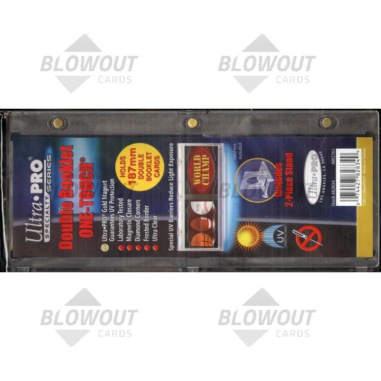 ultra pro booklet 187mm magnetic card holder wstand 82834 - Magnetic Card Holder