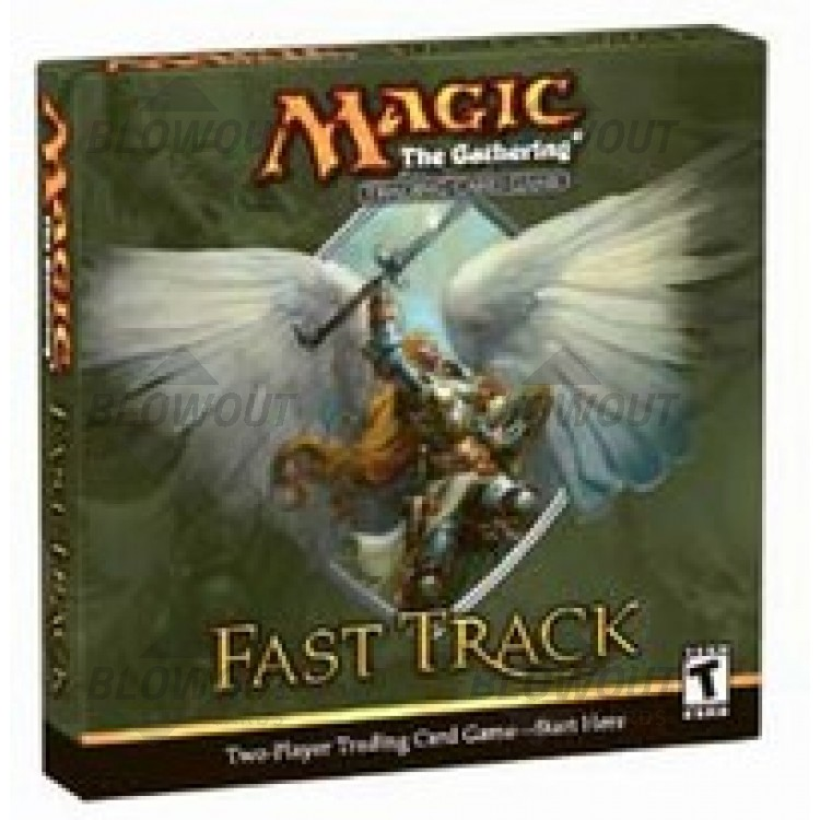 magic the gathering 9th edition starter fast track