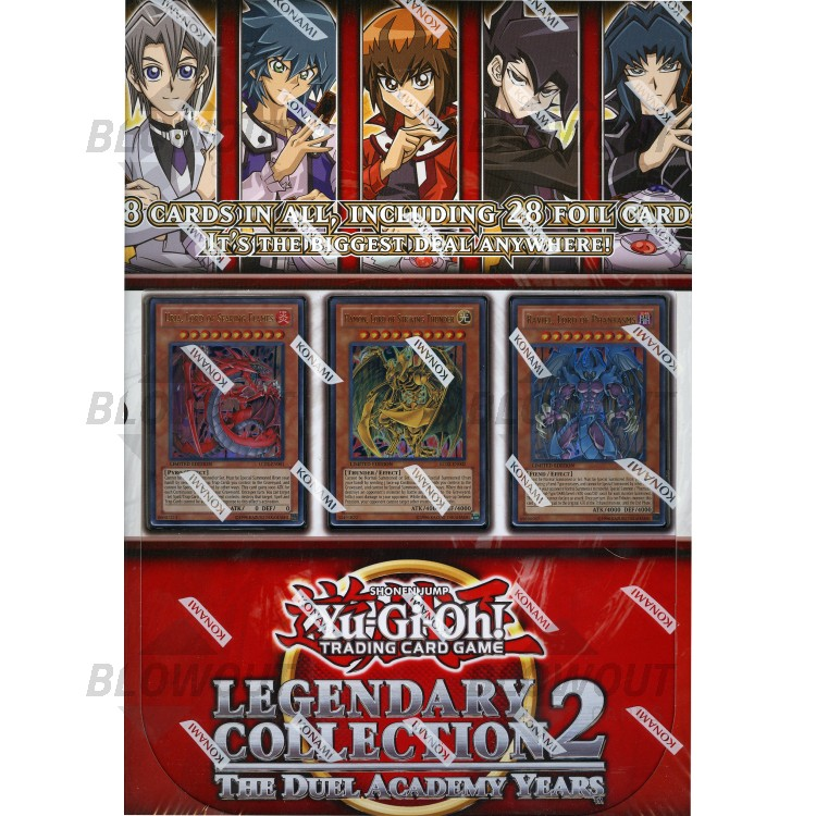 Yugioh Legendary Collection Series 2
