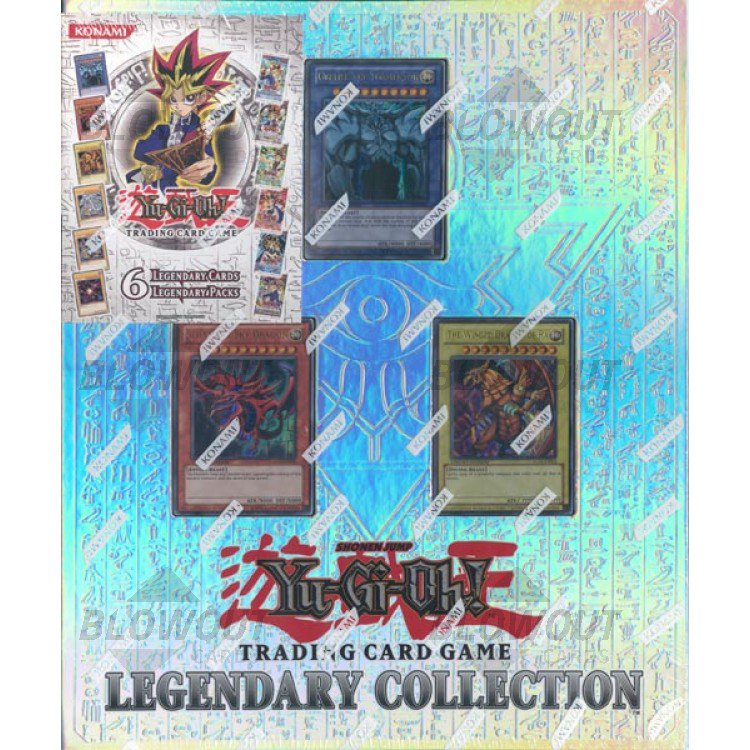 Yugioh Legendary Collection Box