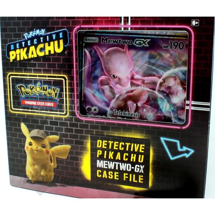 Pokemon Detective Pikachu Character Gx