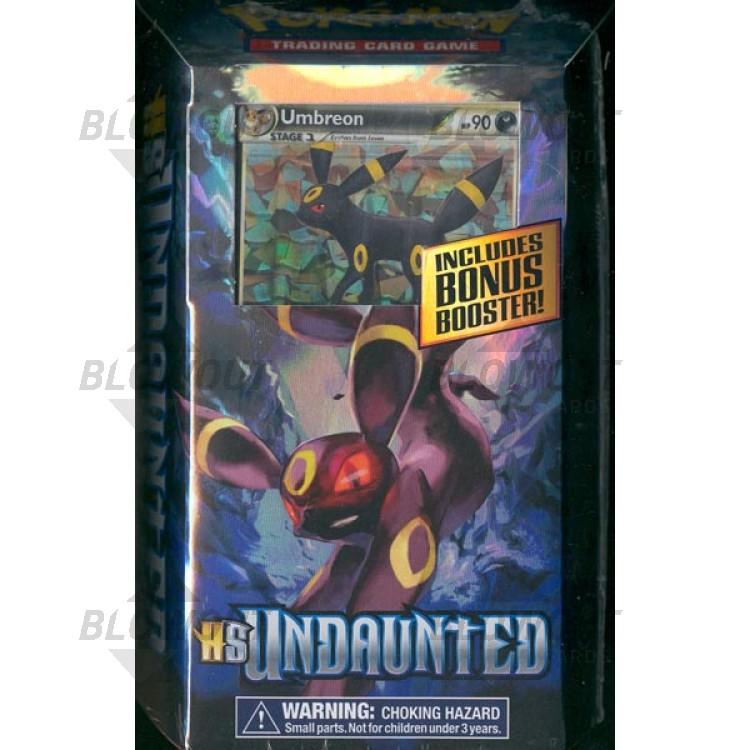 Pokemon H/S Undaunted Theme Deck - NightFall
