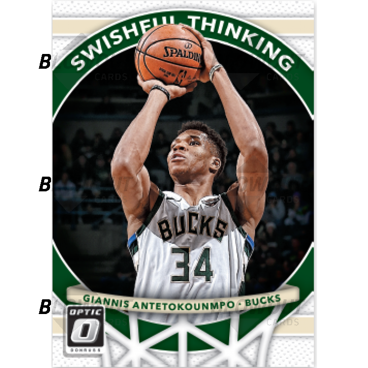 New Cover S Alert The 2017 18 Nba Rookies: 2017/18 Panini Donruss Optic Basketball 1st Off The Line