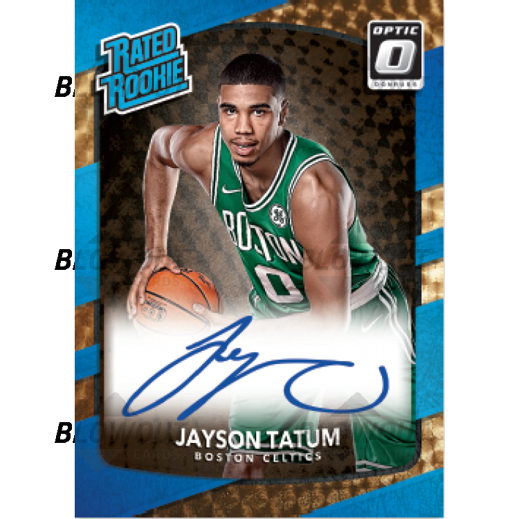 New Cover S Alert The 2017 18 Nba Rookies: 2017/18 Panini Donruss Optic Basketball Hobby 12 Box Case