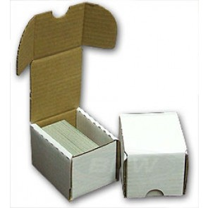 100 Count Cardboard Storage Box - 50ct Bundle