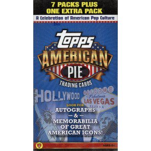 2011 Topps American Pie Trading Cards Blaster Box