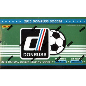 2015 Panini Donruss Soccer 20 Box Case