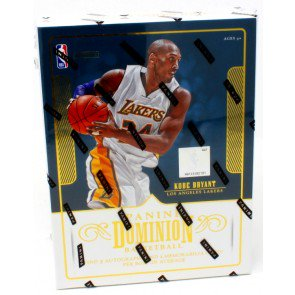 2017/18 Panini Dominion Basketball Hobby 6 Box Case