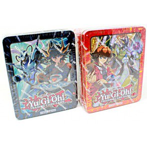 Yugioh 2018 Collectible Mega Tin - 12 Tin Case