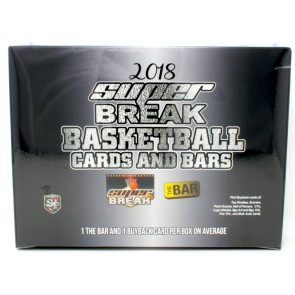 2018 Super Break Cards & Bars Basketball - Box