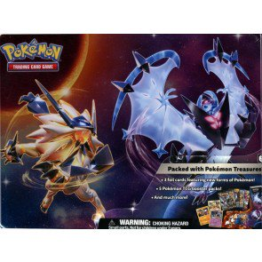2018 Pokemon Collector Chest Tins - 9 Tin Case