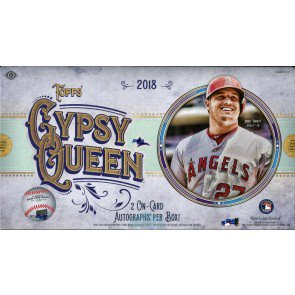 2018 Topps Gypsy Queen Baseball Hobby