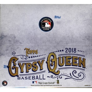 2018 Topps Gypsy Queen Baseball Retail Box