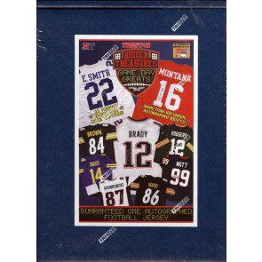 2018 Tristar H/T Game Day Greats Jersey Football Box