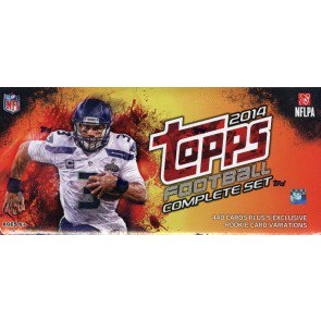 2014 Topps Football Retail Factory Set