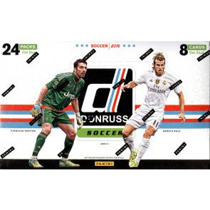 2016 Panini Donruss Soccer 20 Box Case