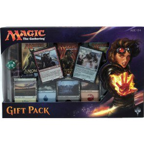 Magic the Gathering 2017 Gift Pack Box