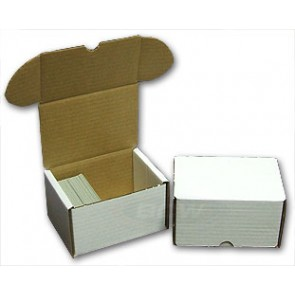 330 Count Cardboard Storage Box - 50ct Bundle