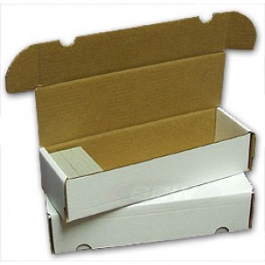 660 Count Cardboard Storage Box - 50ct Bundle