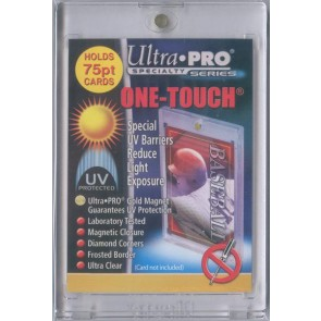 Ultra Pro 75pt Magnetic Card Holder - 81910