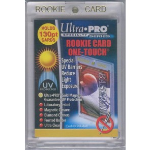 Ultra Pro 130pt Rookie Card Magnetic Card Holder - 82310