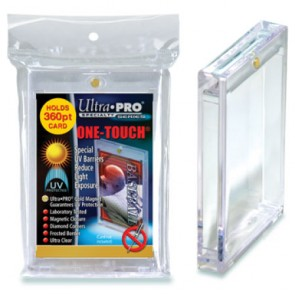 Ultra Pro 360pt Magnetic Card Holder - 96ct Case