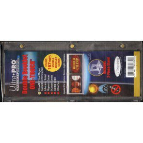 Ultra Pro Booklet 187mm Magnetic Card Holder w/Stand - 82834