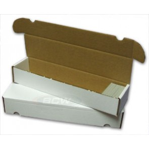 930 Count Cardboard Storage Box - 50ct Bundle