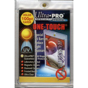 Ultra Pro 100pt Magnetic Card Holder - 200ct Case