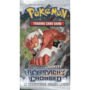 Pokemon B&W Boundaries Crossed Booster Pack