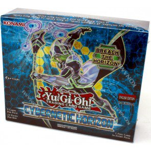 Yugioh Cybernetic Horizon Booster 12 Box Case