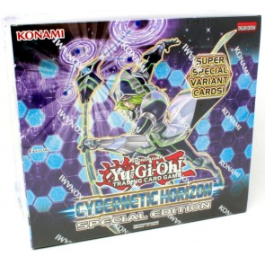 Yugioh Cybernetic Horizon Special Edition 12 Box Case