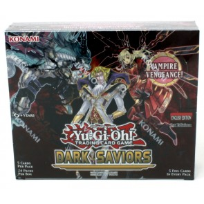 Yugioh Dark Saviors Booster 12 Box Case