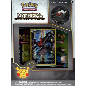 Pokemon Mythical Collection - Darkrai Box