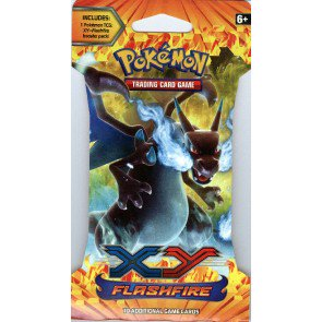 Pokemon XY Flashfire Blister Pack