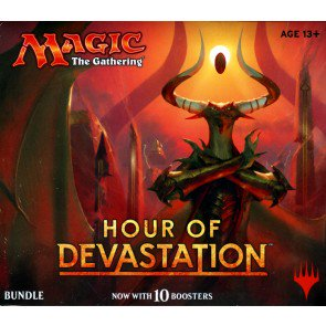 Magic the Gathering Hour of Devastation Bundle Box