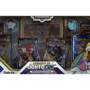 Pokemon Legends of Johto GX Premium Collection 12 Box Case