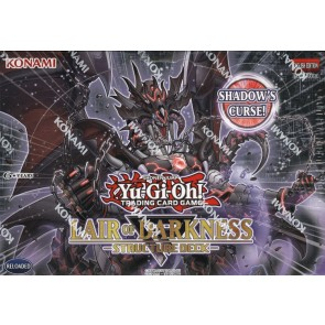 Yugioh Lair of Darkness Structure Deck 12 Box Case