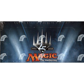 Magic the Gathering Masters 25 Booster 4 Box Case