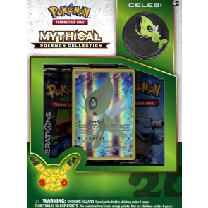 Pokemon Mythical Collection - Celebi Box